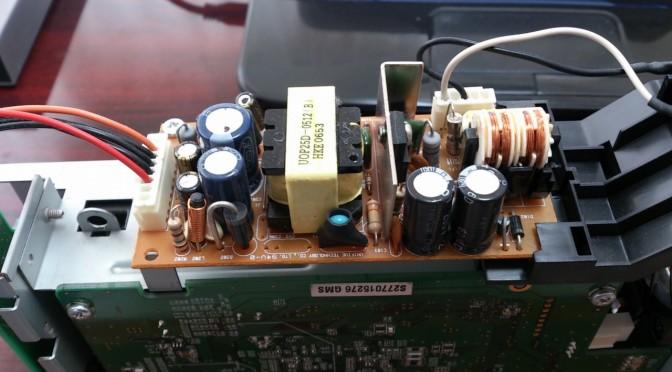 LS-500GL という古い NAS の掃除